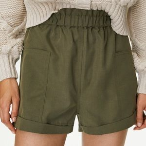 COPY - Aritzia Dress shorts
